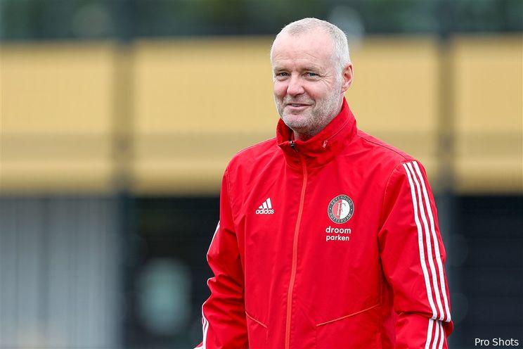 Coolen nieuwe hoofd jeugdopleiding Feyenoord Academy