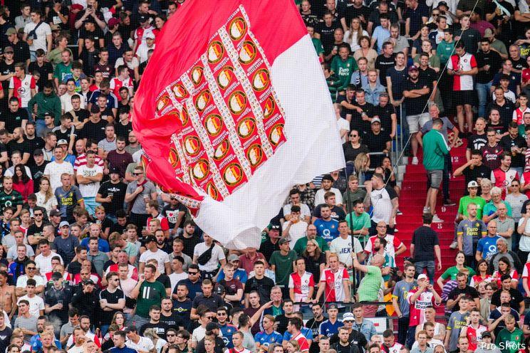 Feyenoord - RKC Waalwijk uitverkocht