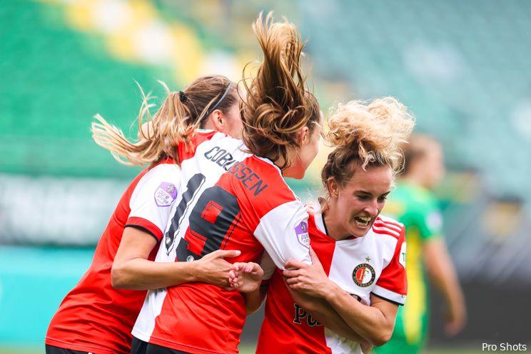 Samenvatting VV Alkmaar V1 - Feyenoord V1