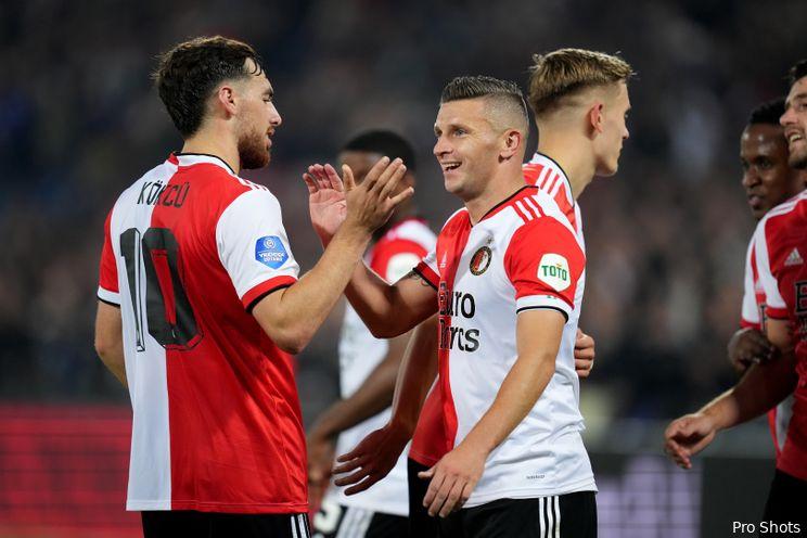 Videogoal Feyenoord: Linssen scoort beauty