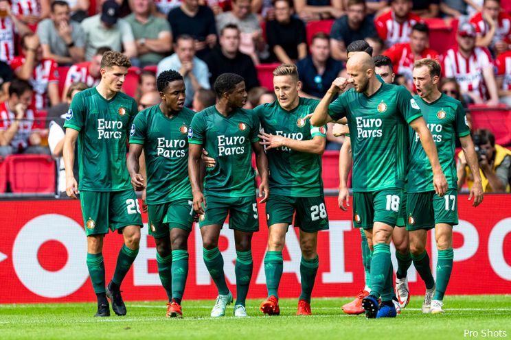 Van Basten over Feyenoord: ''Dat was echt indrukwekkend''