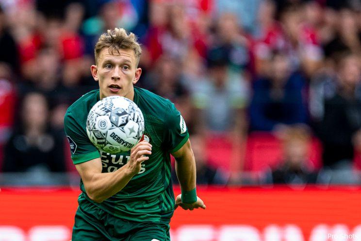 Pedersen traint mee en is donderdag inzetbaar