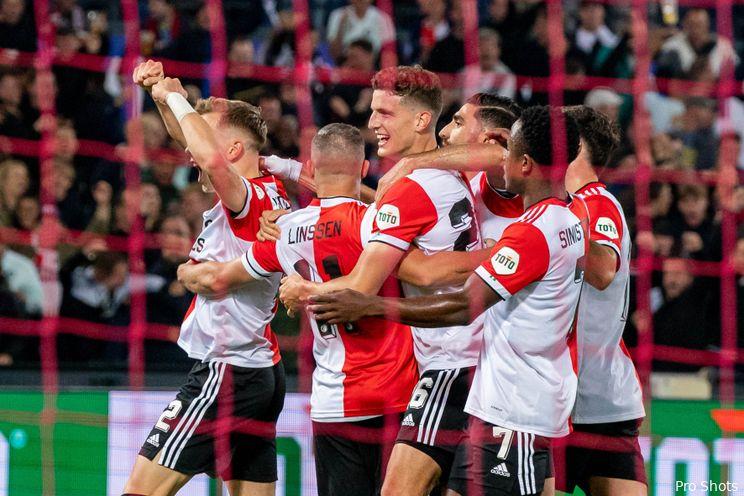 Samenvatting Feyenoord - SC Heerenveen online