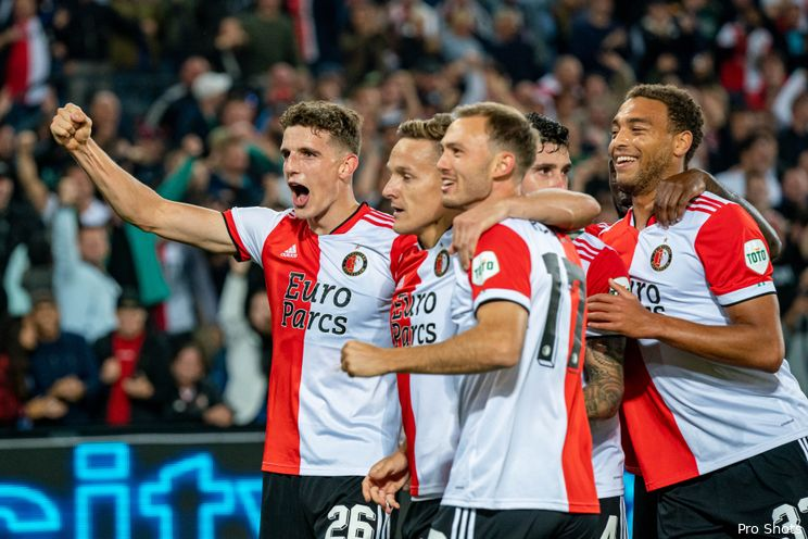 Ochtendjournaal: Feyenoord dendert nu door