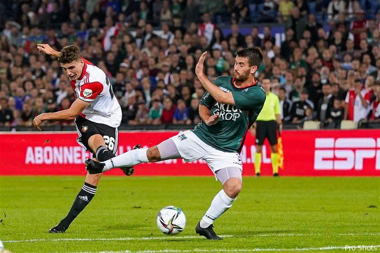 Afgelopen   Feyenoord - NEC (5-3)