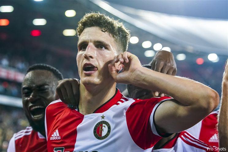 Samenvatting Feyenoord - N.E.C. online