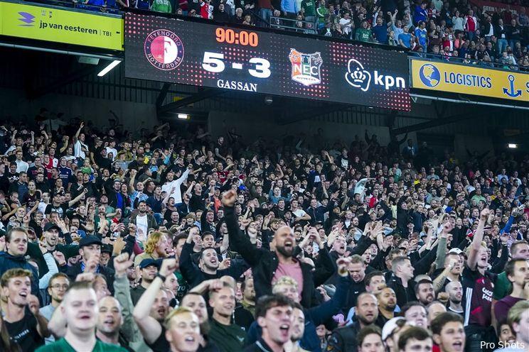 """""""Het was toch ingecalculeerd dat Feyenoord klappen zou oplopen?"""""""