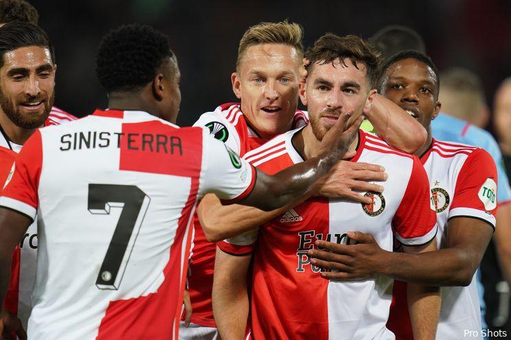 Videogoal Feyenoord: Kökcü knalt raak