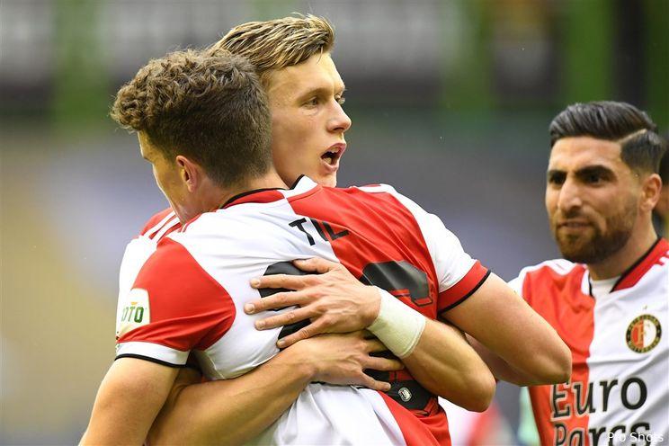 Samenvatting Vitesse - Feyenoord online