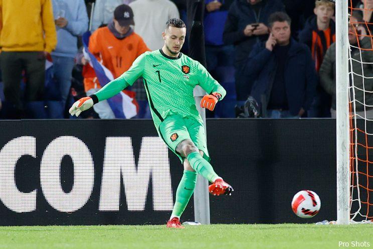 Bijlow wint met Oranje ruim van Gibraltar