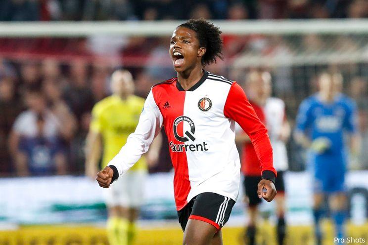 Special over Malacia: ''Prijzen pakken met Feyenoord''