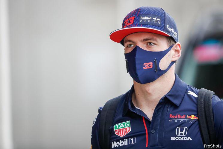F1: Verstappen na comeback in Rusland op poleposition voor wereldtitel 2021