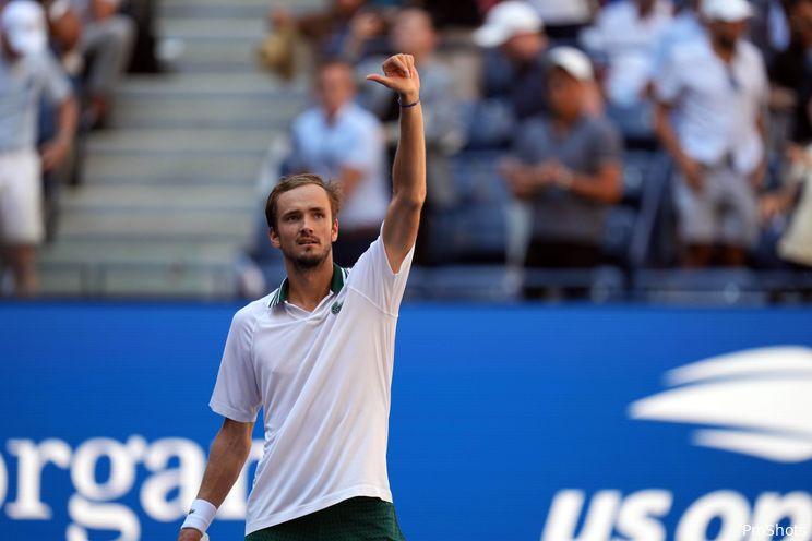 Wedden op US Open | Wordt de finale Djokovic-Medvedev of Zverev-Medvedev?