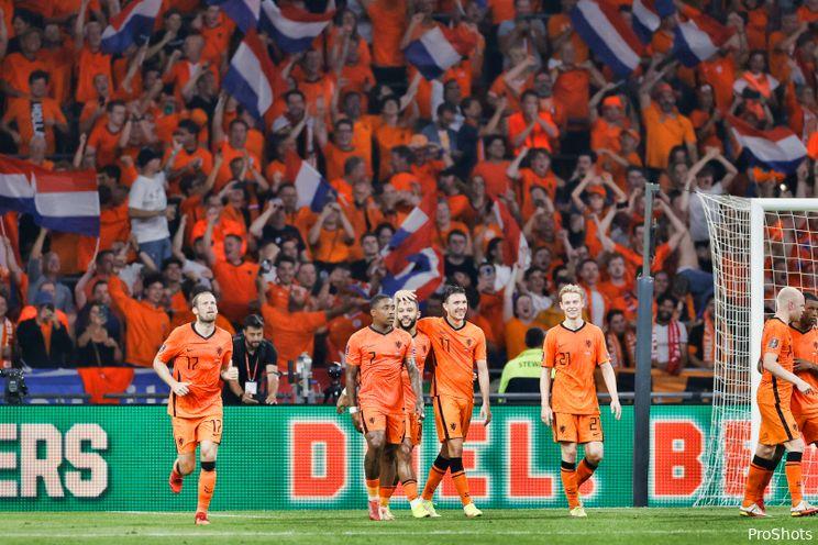 Krijg 5,50 keer je inzet terug als Berghuis de openingsgoal maakt bij Oranje!