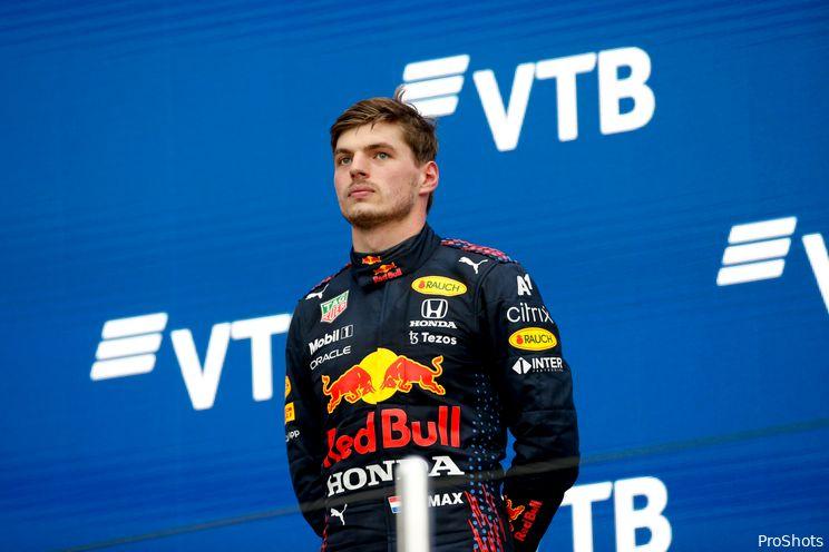 F1: Verstappen geniet voorkeur boven Hamilton in Turks Grand Prix-weekend