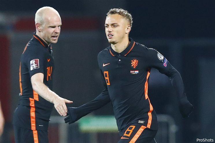 Wedden op Voetbal: krijg vijf keer je inzet terug bij eerste Oranje-doelpunt Noa Lang