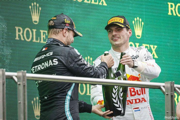 Verstappen nog verder favoriet bij bookmakers om F1-titel te pakken
