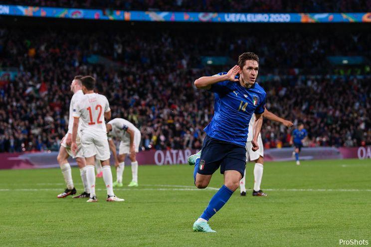 Wedden op voetbal: Italië favoriet voor halve finalestrijd Nations League