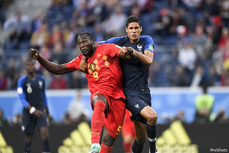 Superclash tussen nummer 1 en 2 van het landenvoetbal: Frankrijk begint als favoriet tegen België