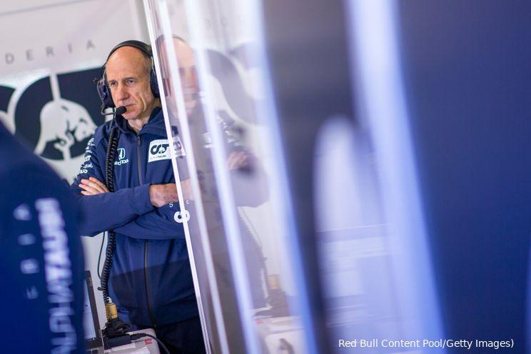 Tost omschrijft 'ideale coureur': 'Dat zie ik ook bij Mick Schumacher'