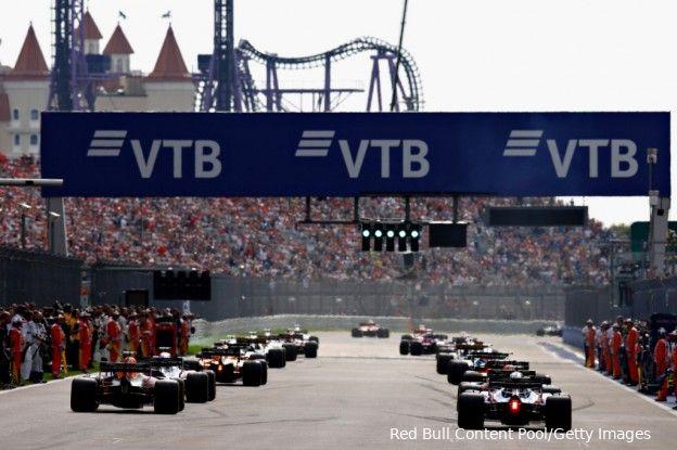 Startopstelling GP Rusland | Bottas vanaf P17, Verstappen helemaal achteraan