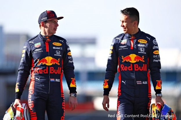 Albon doet boekje open: 'Dat was het beste advies dat ik ooit kreeg in de F1'
