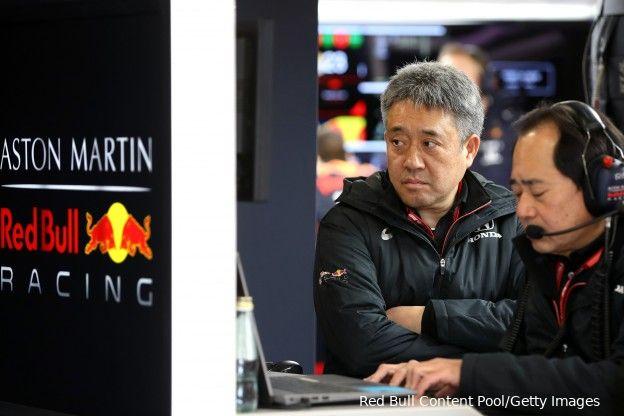 Yamamoto: 'Succes met Red Bull verandert niets aan vertrek Honda uit F1'