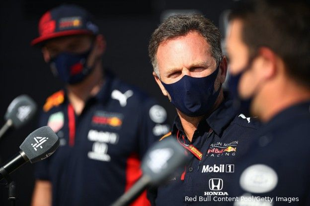 Horner: 'Hamilton had de held kunnen worden, maar werd het uiteindelijk niet'
