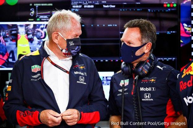 Red Bull informeerde naar Mercedes-krachtbron: 'Dat is allemaal opgehelderd'