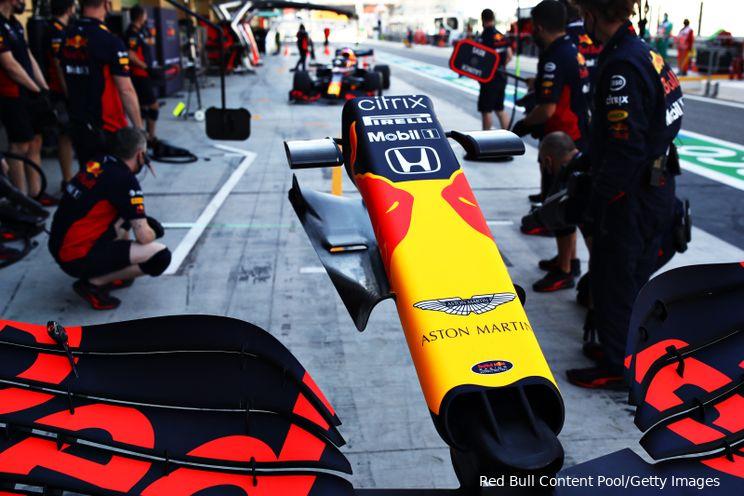 F1 Techniek Rusland | Red Bull experimenteert met verschillende voorvleugels