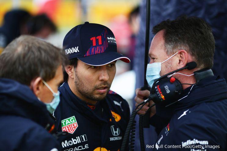 Perez verwacht grote klus: 'Mercedes is de favoriet in Rusland'