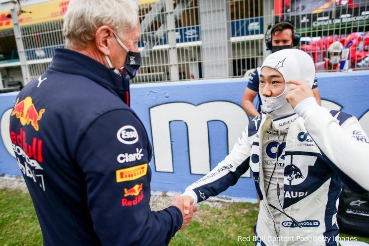 Marko ziet wereldtitel in rook opgaan: 'Honda moet nu een bijdrage leveren'