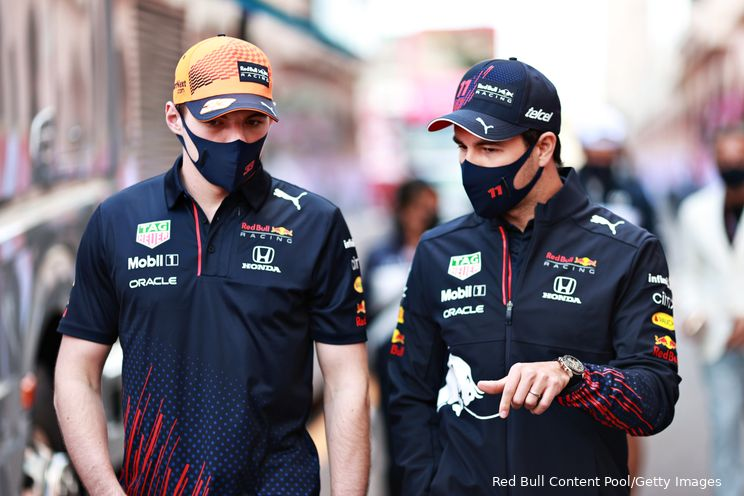 Perez wijt slechte kwalificatie in Rusland aan strategie Red Bull