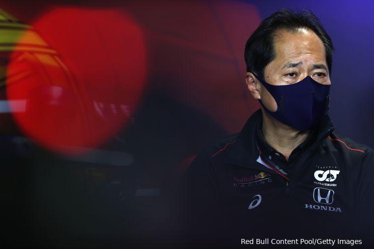 Tanabe begrijpt motorwissel Mercedes in Baku niet: 'Waarom nu al?'