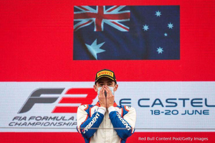 F3 in België | Doohan solide naar overwinning in derde race, Hauger steelt de show