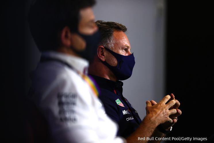 Priestley verwacht geen actie van Red Bull na motorische opleving Mercedes