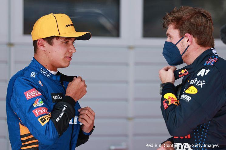 Ondertussen in de F1   Norris haalt oude jeugdfoto met Verstappen tevoorschijn