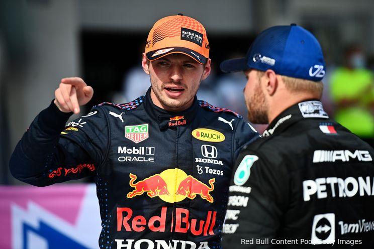 Webber: 'Had verwacht dat Verstappen rondjes om Bottas heen zou rijden'