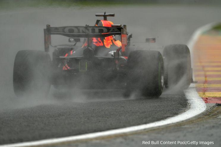 Marko: 'Kunnen nieuwe motor niet kalibreren in de regen'
