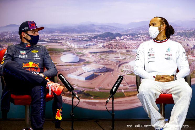 Schumacher: 'Rusland een gelukje voor Red Bull, maar ze hebben al veel pech gehad'
