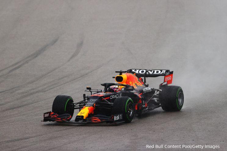 Boordradio's GP Rusland   Verstappen: 'We zijn niet veel punten verloren vandaag'
