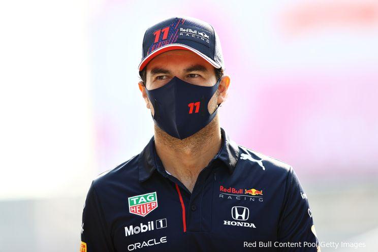 Van de Grint oordeelt: 'Perez heeft Red Bull in de steek gelaten'