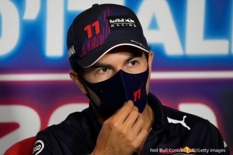 F1 in het kort   Perez komt met eigen kledinglijn voorafgaand aan Grand Prix van Mexico