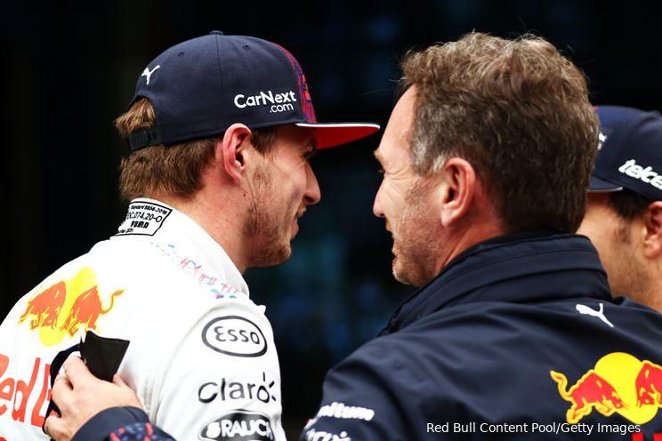 Van de Grint over optreden Verstappen: 'Net zoals Senna en Schumacher dat ook deden'