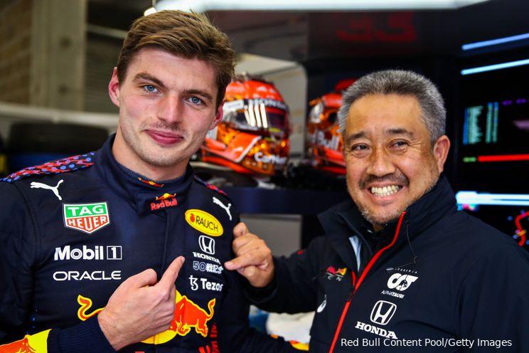 Horner onthult: Red Bull met twee 'levende' Honda-motoren in motorpool Verstappen