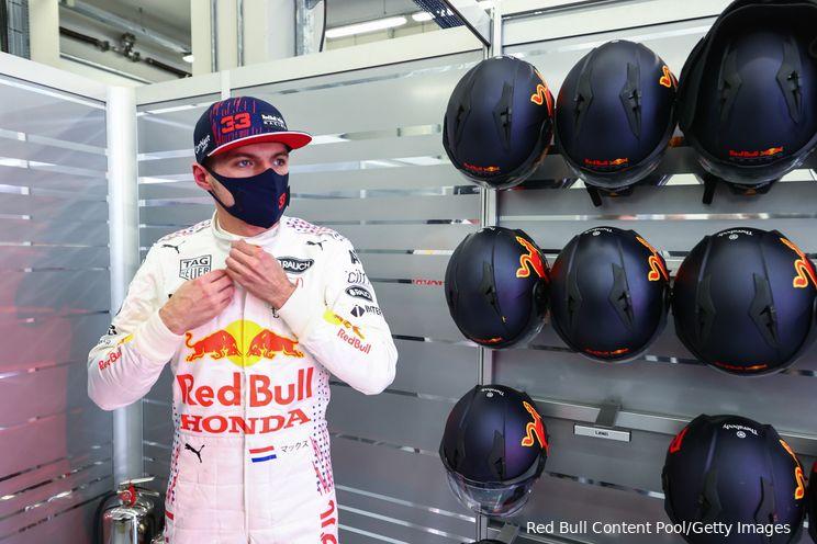 Verstappen: 'Longrun was ook te langzaam ten opzichte van Mercedes'