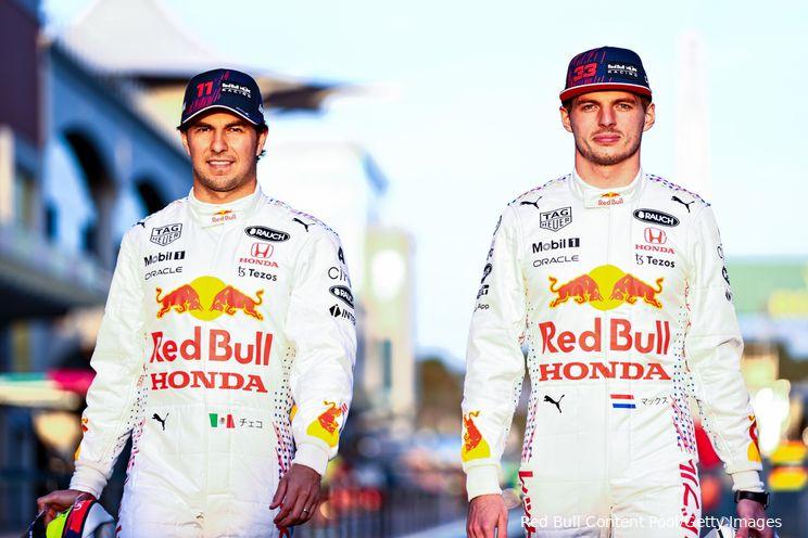 Kwalificatieduels | Verstappen blijft Perez ruim voor, Stroll maakt gelijk tegen Vettel