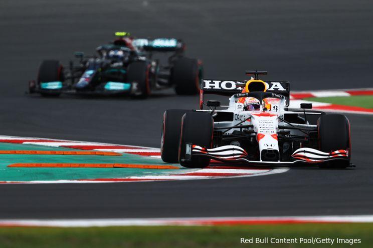Uitslag tweede vrije training Grand Prix van Turkije 2021