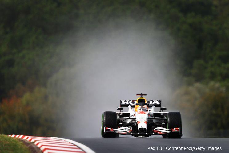 Weerupdate GP Turkije: kans op regen tijdens de race, wel minder wind
