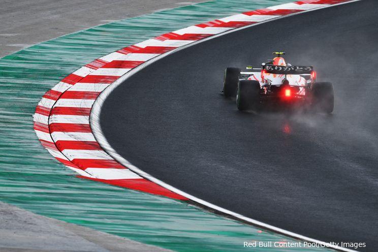 Uitslag kwalificatie Grand Prix van Turkije (2021)